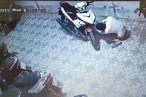 Trộm nhầm xe có gắn định vị, công an tìm đến tận nhà