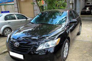 Toyota Camry LE đời 2008 nhập Mỹ, hơn 10 năm giá vẫn gần 600 triệu