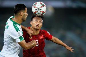 Trọng Hoàng không kịp bình phục cho trận tuyển Việt Nam gặp Thái Lan