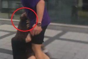 Người đàn ông Hàn Quốc tấn công phụ nữ Nhật Bản ở Seoul