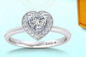 Vì sao nhẫn đính hôn thường lộng lẫy hơn nhẫn cưới?