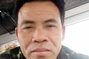 Phát hiện thi thể nam công nhân mất tích 2 tuần trong rừng