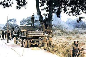Chiến dịch chặt cây có tàu sân bay Mỹ hộ tống trên bán đảo Triều Tiên