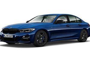 BMW 3 Series M Sport Plus Edition mới từ 1,13 tỷ đồng