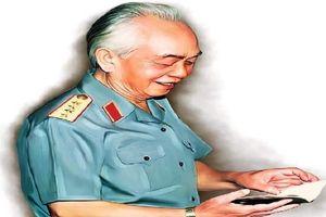 Đại tướng Võ Nguyên Giáp: Người anh cả của Quân đội còn sống mãi trong lòng dân và nhân loại yêu chuộng hòa bình!