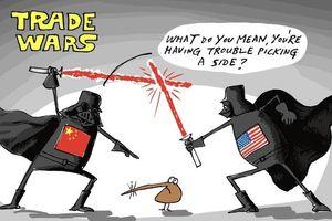 Mỹ-Trung Quốc: Vuốt mặt không còn nể mũi