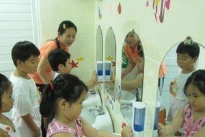 Tăng cường phòng chống dịch bệnh tay chân miệng mùa tựu trường
