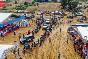 Chuẩn bị khởi tranh giải đua ô tô địa hình VOC 2019