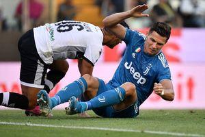 Ronaldo bực bội, Juventus vẫn khai màn Serie A với chiến thắng