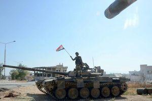 Chùm ảnh quân Assad đánh cho kẻ thù thua tan tác ở chiến trường khốc liệt Syria