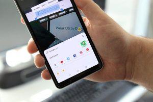 Người dùng Android đã có thể 'search' chữ trong ảnh