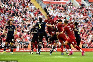 Chấm điểm cầu thủ trận Liverpool – Arsenal: Salah vô đối, tội đồ David Luiz