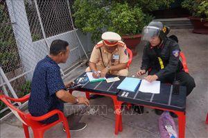 Phát hiện 160 lái xe sử dụng ma túy trong tháng ra quân tổng kiểm soát