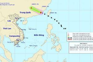 Thời tiết ngày 25/8: Bão Bailu đổ bộ vào Phúc Kiến, Trung Quốc