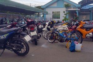 Bắt giữ 140 thanh niên tụ tập đua xe náo loạn Quốc lộ 1A