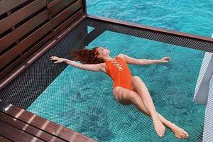 Bạn có thể ngủ trên đại dương khi ở tại resort Maldives này