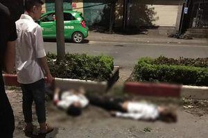 Xe máy kẹp 5 tông dải phân cách, 4 sinh viên tử vong tại chỗ