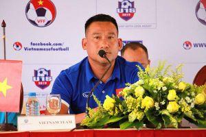 U15 Việt Nam đặt mục tiêu khiêm tốn ở Giải U15 Quốc tế 2019