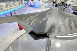 Bất ngờ trước cải tiến cực lớn trên UCAV tàng hình Okhotnik của Nga