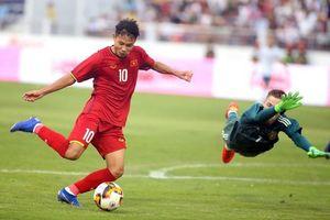 Đánh bại các cầu thủ Nga, U15 Việt Nam gây sốt