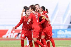 Thắng Philippines, đội tuyển nữ VN tranh chung kết AFF Cup
