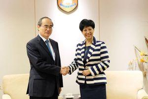 TP.HCM tăng cường hợp tác về giáo dục với Singapore