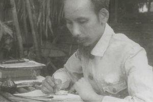 Trưng bày thư Chủ tịch Hồ Chí Minh gửi Tổng thống Mỹ Truman