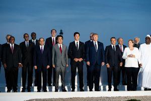 Luật 1 ở thượng đỉnh G7: Nhìn sắc mặt Tổng thống Trump để bàn thảo