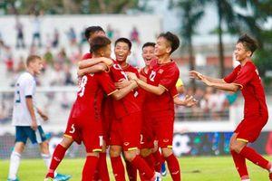 U15 Quốc tế - Cúp Acecook 2019: Việt Nam giành chiến thắng đầu tiên