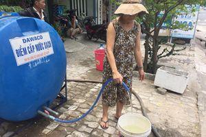 Đà Nẵng thiếu nước kéo dài trên diện rộng: Tính tới phương án xây đập ngăn mặn