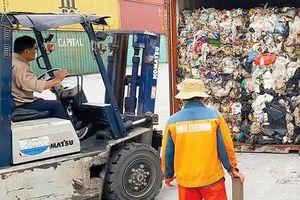 Giải phóng gần 9.500 container phế liệu tồn cảng