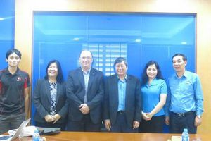 Tổng LĐLĐ Việt Nam và Công đoàn Công nghiệp Toàn cầu chia sẻ kinh nghiệm hoạt động