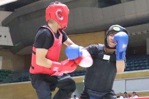 Giải trẻ và vô địch các CLB võ thuật cổ truyền TP Đà Nẵng