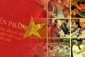 Đấu tranh chống những luận điệu xuyên tạc về nhân quyền ở Việt Nam (Kỳ 4) Không ngừng hoàn thiện cơ sở pháp lý về quyền con người