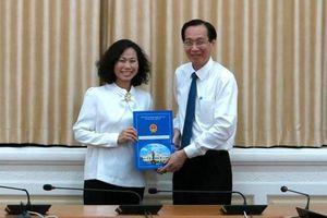TPHCM cho Chủ tịch UBND quận 11 Trần Thị Bích Liên nghỉ hưu