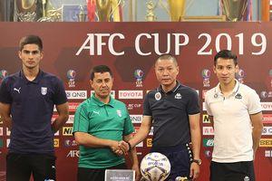 Bán kết Liên khu vực AFC Cup: Hà Nội FC không chủ hòa