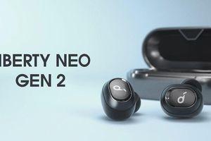 Soundcore Liberty Neo – Tai nghe true wireless thế hệ 2 nhiều cải tiến hữu ích của hãng Anker