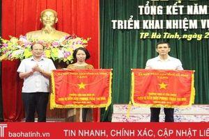 Thành phố Hà Tĩnh tiếp tục đi đầu trong đổi mới giáo dục