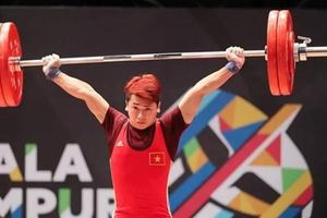 Hai VĐV cử tạ Việt Nam bị cấm thi đấu 4 năm vì dính doping