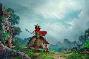 Người châu Á thổi hồn cho 'Raya và con rồng cuối cùng' của Disney