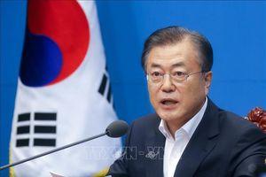 50,4% số người Hàn Quốc được hỏi phản đối cách điều hành của Tổng thống