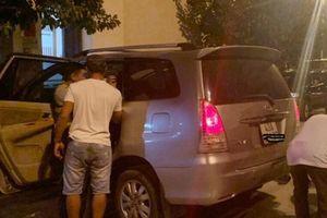 Nam thanh niên Hà Nội đi ô tô vận chuyển heroin bị CSGT Thanh Hóa bắt giữ