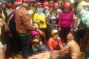 Cho rằng truy đuổi gây tai nạn, hàng trăm người dân vây xe CGST