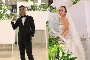 Cường Seven lên tiếng về tin đồn bí mật làm đám cưới với Vũ Ngọc Anh