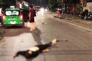 Thái Nguyên: Lái xe máy 'kẹp' 5 lao vào dải phân cách, 4 người thiệt mạng