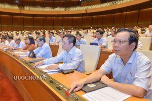 Công bố 06 Nghị quyết đã được Quốc hội và Ủy ban Thường vụ Quốc hội thông qua