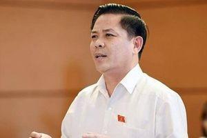 Bộ trưởng GTVT Nguyễn Văn Thể thôi làm thành viên Ủy ban Tài chính, Ngân sách