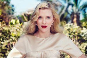 Cô đào Scarlett Johansson là nữ diễn viên kiếm tiền nhiều nhất năm qua
