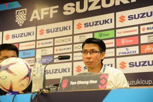 HLV trưởng Malaysia lo lắng khi phải đối đầu với 'Messi Thái Lan'