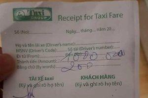 Đi 8km, tài xế taxi ở TP.HCM 'chém' du khách Ấn Độ 1,2 triệu đồng